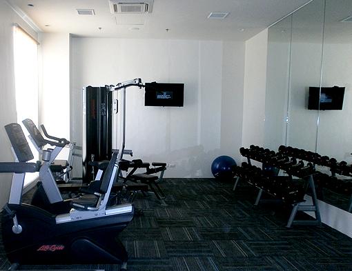 Seda Hotel Gym